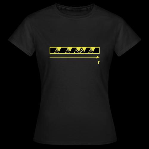 Trespassing Beat - Women's T-Shirt