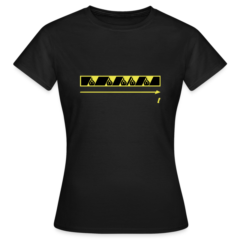 Trespassing Beat - Women's T-Shirt