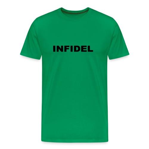 Infidel - Men's Premium T-Shirt