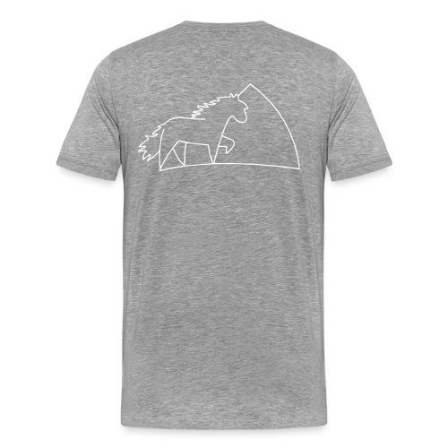 ISI Fan - Männer Premium T-Shirt