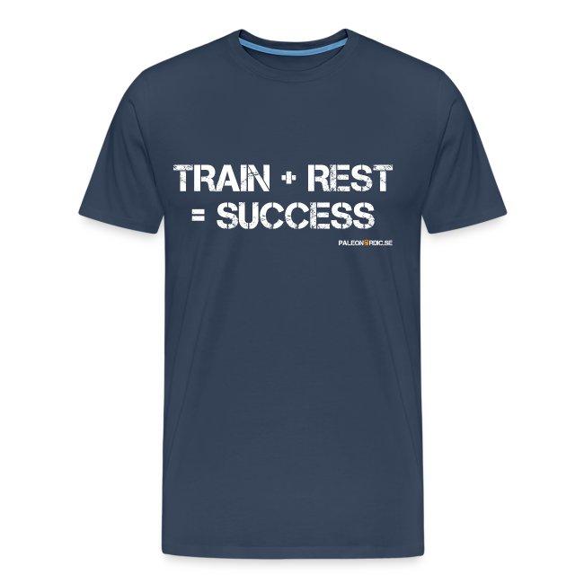 TRAIN+REST=SUCCESS HERR
