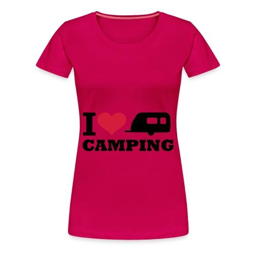 Tshirt - vakantie 2 - Vrouwen Premium T-shirt