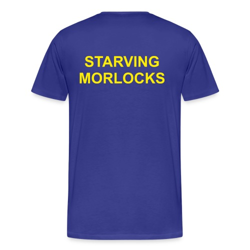 Starving Morlocks - Men's Premium T-Shirt