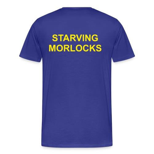 Starving Morlocks - Men's Premium T-Shirt