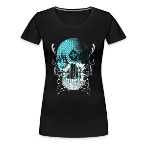 KING DESTROY - Women's Premium T-Shirt