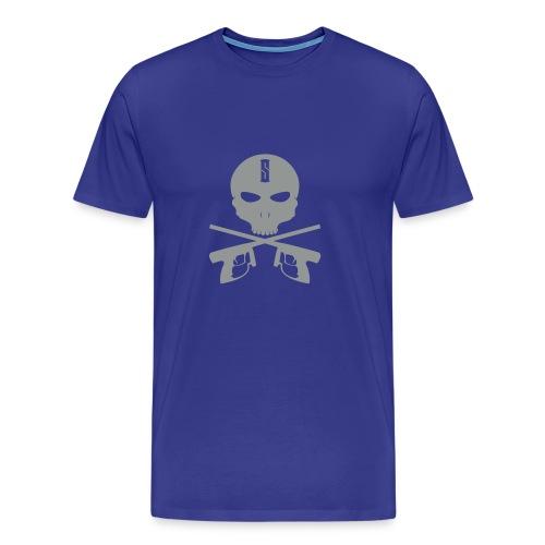 Männer Shirt Paintball Rathenow - Männer Premium T-Shirt