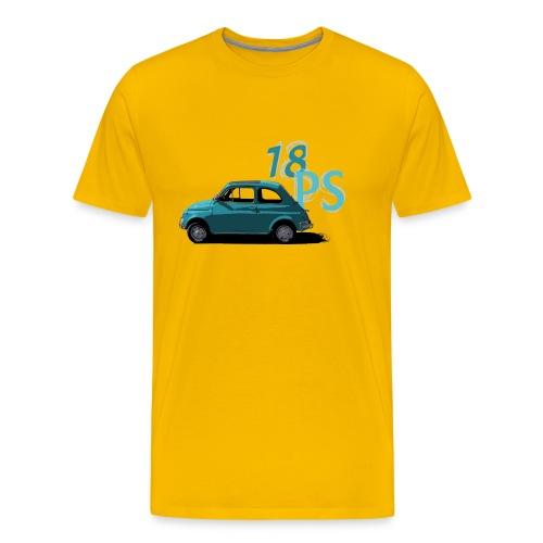 18 PS - Männer Premium T-Shirt