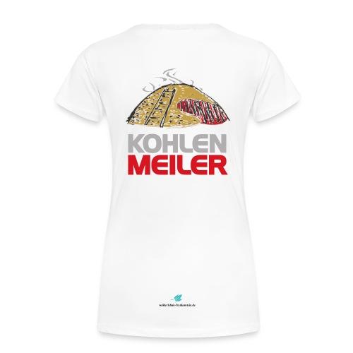 Edition Kohlenmeiler - Frauen Premium T-Shirt