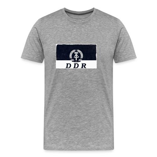 DDR « ostalgia 3 - Maglietta Premium da uomo