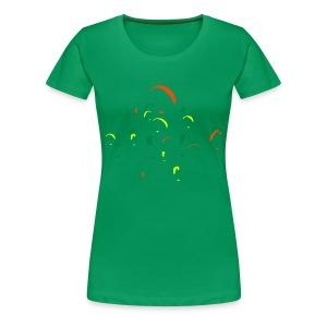 paragliding challange - Frauen Premium T-Shirt