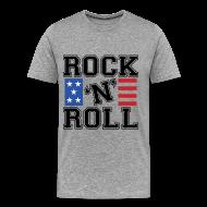 Magliette ~ Maglietta Premium da uomo ~ Rock 'n' Roll