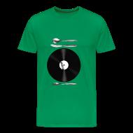 Magliette ~ Maglietta Premium da uomo ~ Vinili