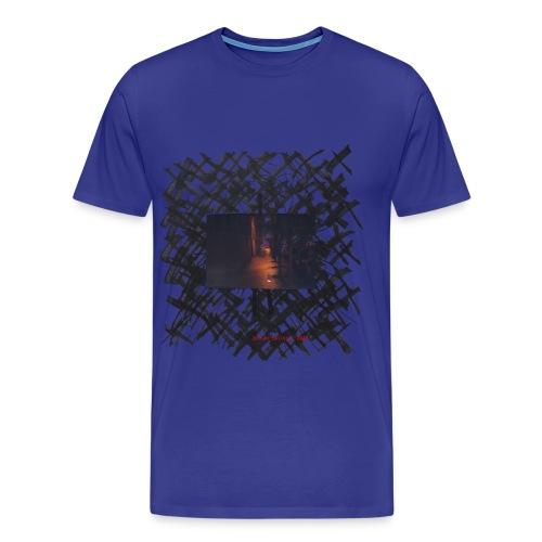 Inconcreta 5 azul chico - Camiseta premium hombre