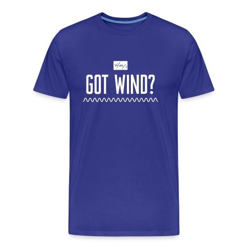 Got Wind? Boys Tee - Männer Premium T-Shirt