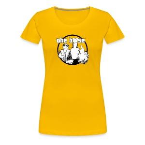 the böse-Logo - Frauen Premium T-Shirt