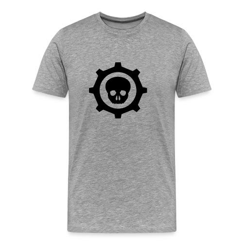 Zahnrad-Pirat - Männer Premium T-Shirt