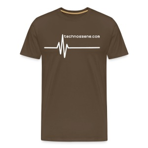 Waveform.Boy - Männer Premium T-Shirt