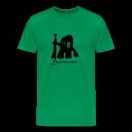 T-Shirts ~ Männer Premium T-Shirt ~ Jägermonster-Shirt