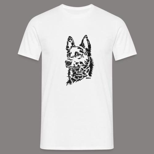 Holländischer Schäferhund, Herder - Männer T-Shirt