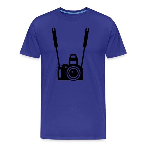 Ik ben toerist T-shirt - Mannen Premium T-shirt
