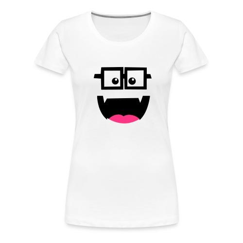 GeeK Woman - Frauen Premium T-Shirt