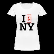 T-Shirts ~ Frauen Premium T-Shirt ~ I❤NY