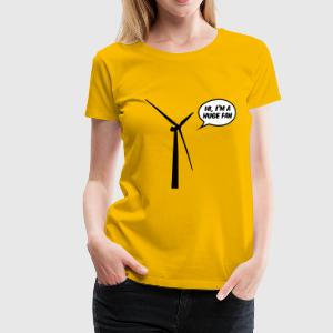 Huge Fan T-Shirts - Women's Premium T-Shirt