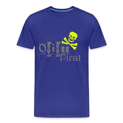 Ostsee Pirat - Männer Premium T-Shirt