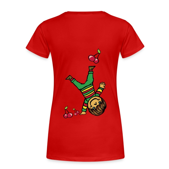 Kinder Em-eukal® Shirt - Damen