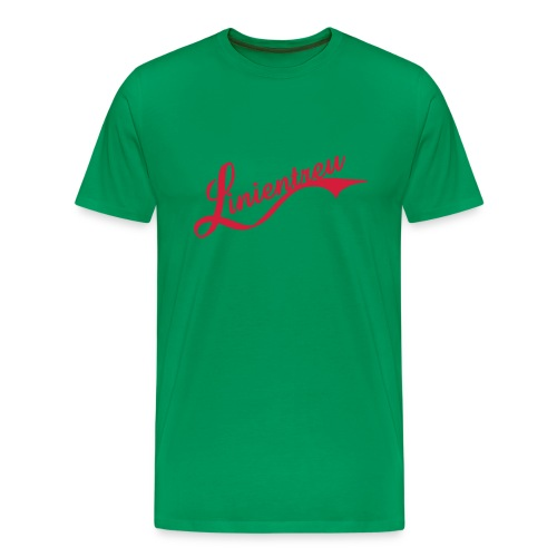 Linientreu  - Männer Premium T-Shirt