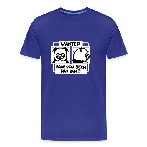 Wanted Panda - Men's Premium T-Shirt