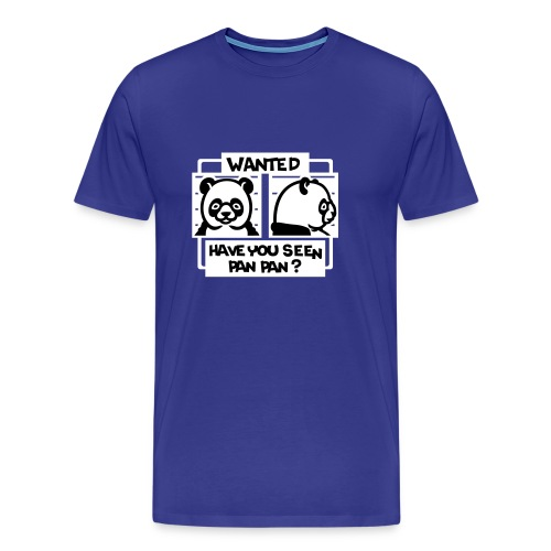 Wanted Panda - Men's Premium T-Shirt