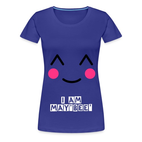 i am may! - Women's Premium T-Shirt