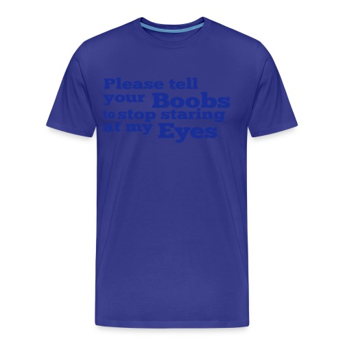 t-shirt - Herre premium T-shirt