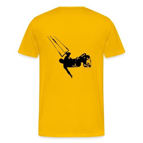 kitesurf - Männer Premium T-Shirt
