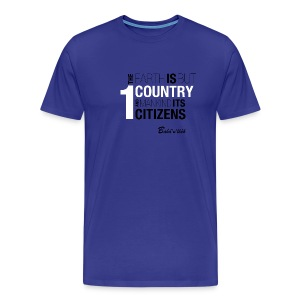 ONE COUNTRY - Classic - Men's Premium T-Shirt