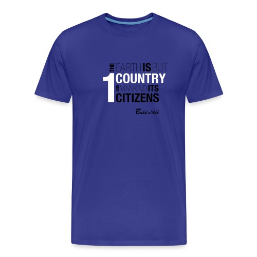 ONE COUNTRY - Classic - Men's Premium T-Shirt
