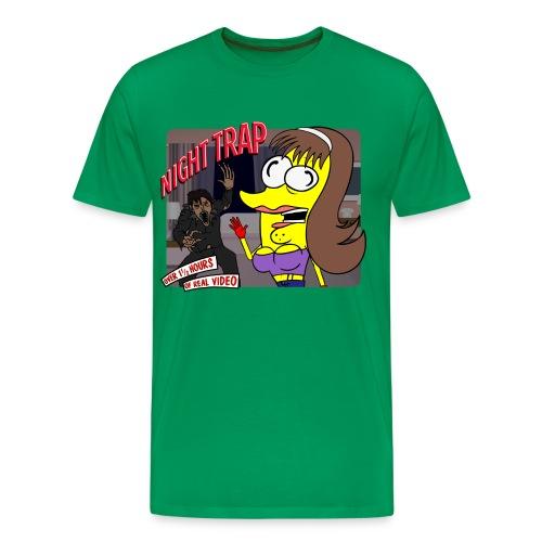 NIGHT TRAP - Men's Premium T-Shirt