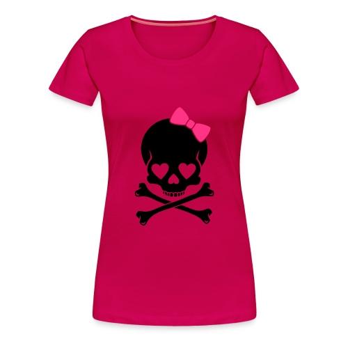 Girl power - Dame premium T-shirt