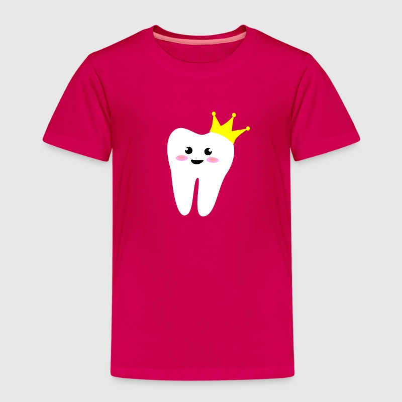 crown_tooth Kinder T-Shirts - Kinder Premium T-Shirt