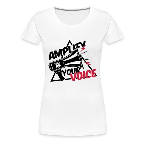 T-shirt femme BoomVoice - T-shirt Premium Femme