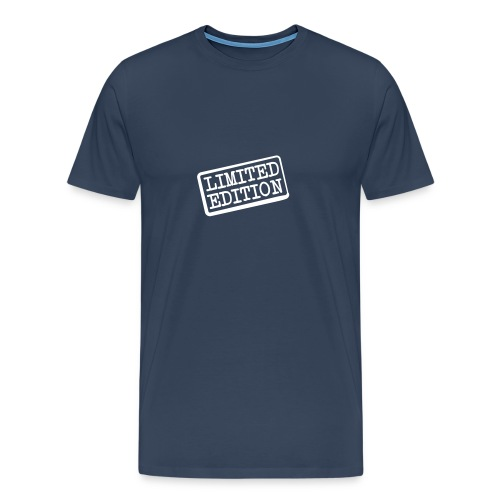 Limited Edition T- Shirt Herren - Männer Premium T-Shirt