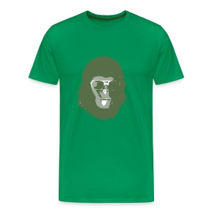 Planet of the apes - T-shirt Premium Homme