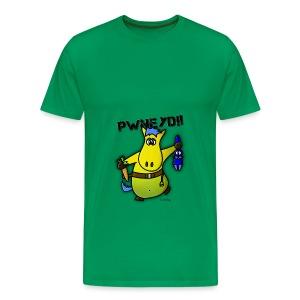 Seshanba le Poney Pwned - T-shirt Premium Homme