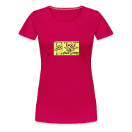 T-Shirts ~ Women's Premium T-Shirt ~ Peppy: 'You are an Eagle'