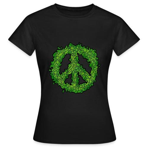 Peace - T-shirt Femme