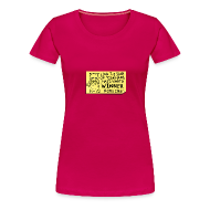 T-Shirts ~ Women's Premium T-Shirt ~ Peppy: Winner