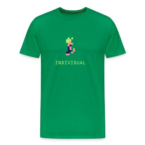 Lemming - Mannen Premium T-shirt