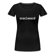 T-Shirts ~ Women's Premium T-Shirt ~ LOWER(ORACLENERD)