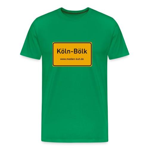 Köln-Bölk – Farbe wählbar! - Männer Premium T-Shirt